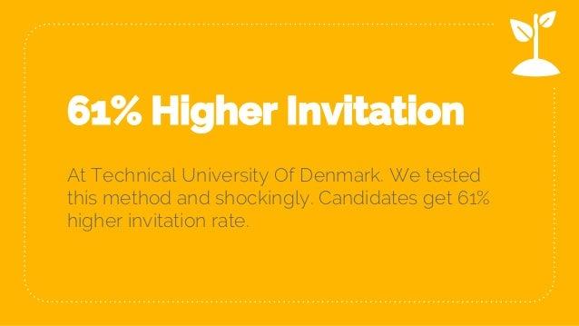 How to get instant interview invitations 6 7 altavistaventures Images