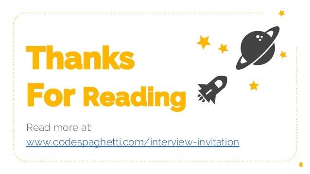 How to get instant interview invitations 7 8 altavistaventures Images