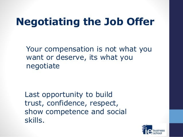 Interview Body Language And Compensation Negotiation Skills 2016