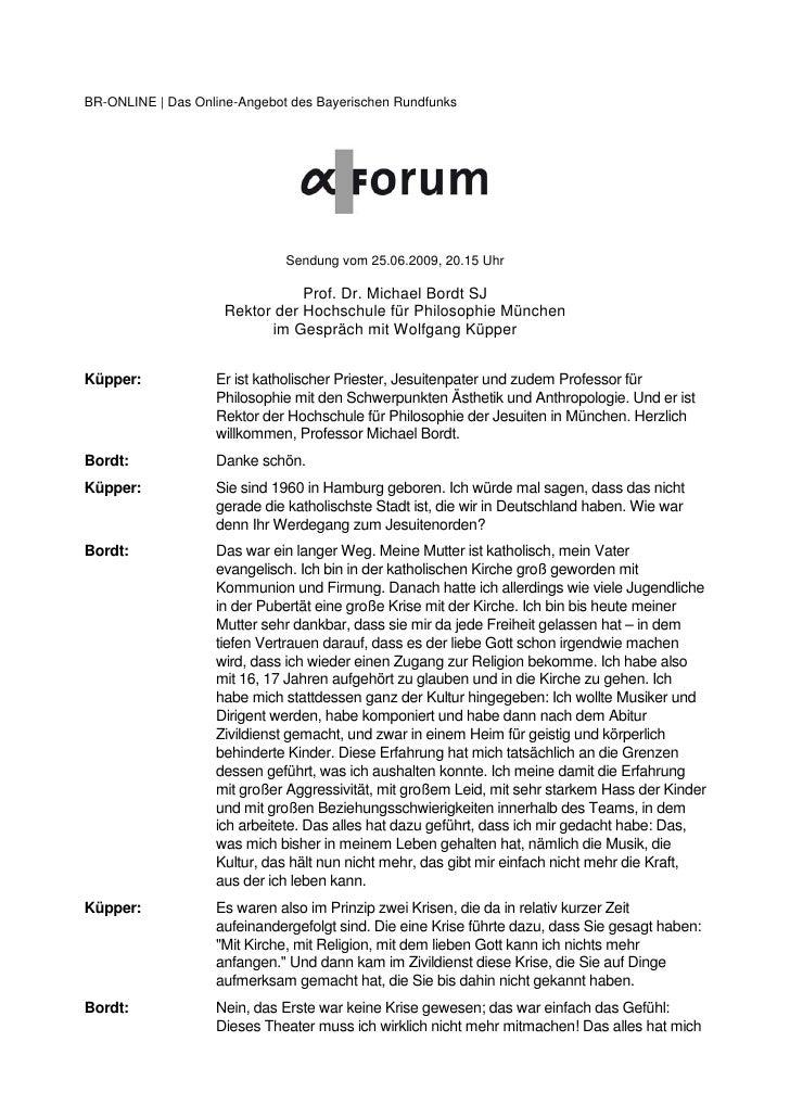 BR-ONLINE | Das Online-Angebot des Bayerischen Rundfunks                                   Sendung vom 25.06.2009, 20.15 U...