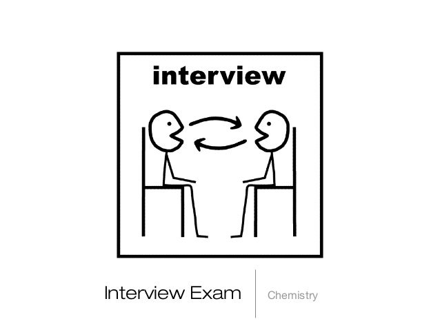 Oral Interview Exams