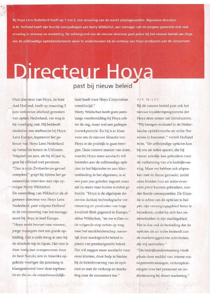 Interview Hoya In Oculus Jun01