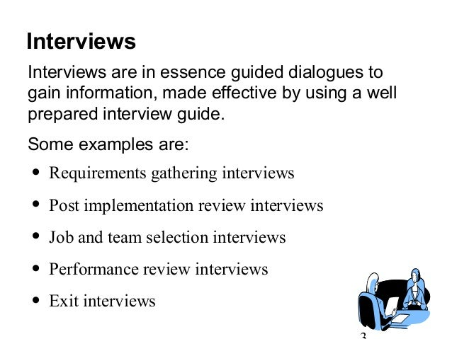 Awesome Interviews ...  Interviewing Tips
