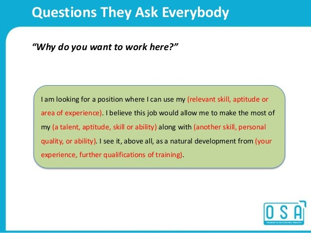 if you think you know what to say in an interview  think again