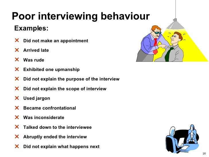 Interviewing Skills – Kindergarten Admission