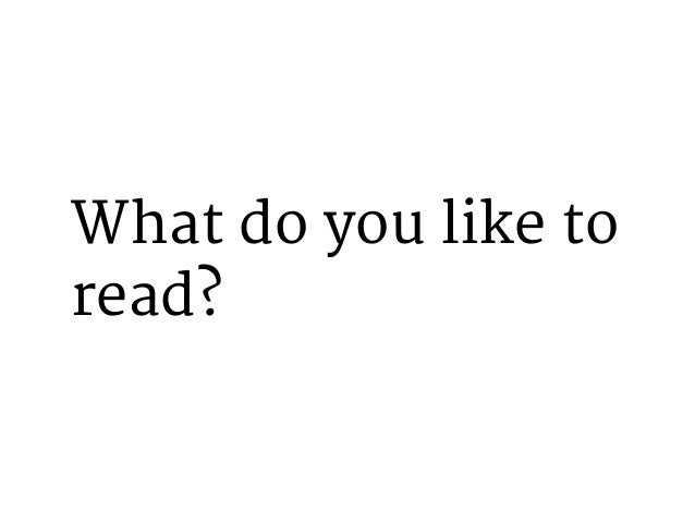 Tip:  Ask for stories.