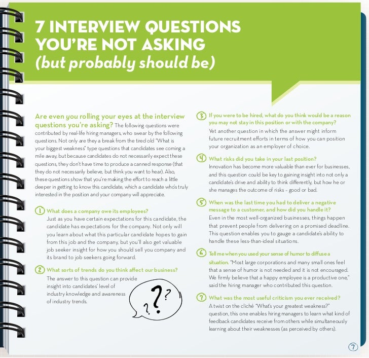 The hiring managers complete interviewing ebook if its6 7 fandeluxe Document