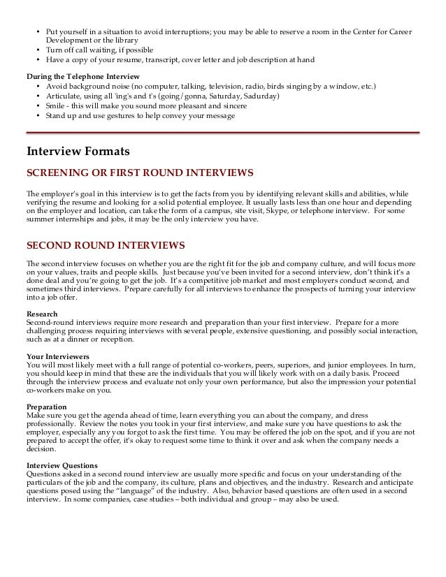 davidson college interviewing guide