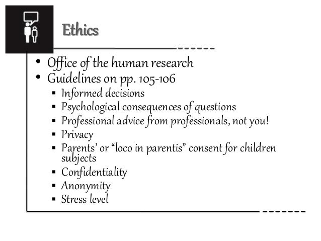 ethical guidelines for human participants in psychological research