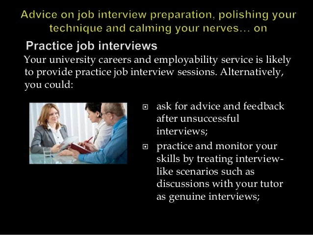 the importance of research and preparation for an interview session A recent interview on the importance of preparing before an interview here is a quick summary of things to do in preparation for every interview to.