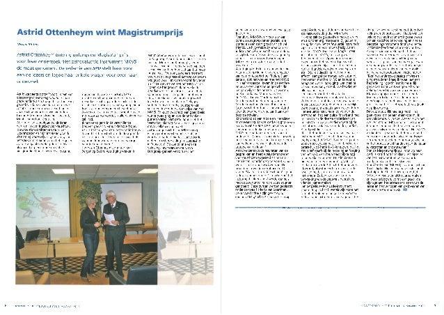 Interview mm magistrum prijs