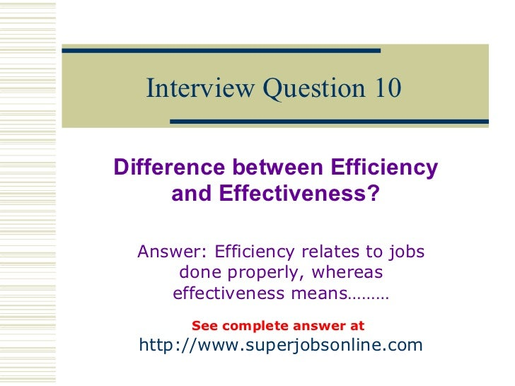 Top 10 Interview Questions and Answers to enhance ...