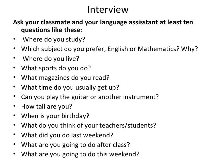 interview like questions The best way to prepare yourself for the interview is to know the questions that may be coming and practice your answers in advance the following are some of the toughest questions you will face in the course of your job interviews.