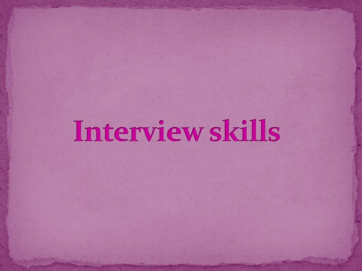 What is a interview?Types of interviewsPreparation before interviewInside the interview hallCriterias for evaluationInterv...
