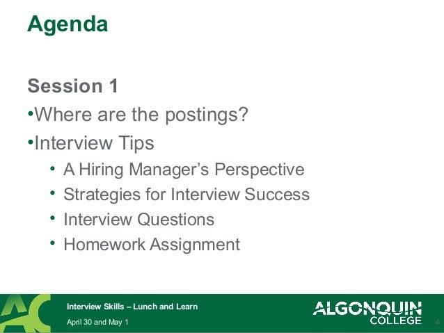 success interview questions