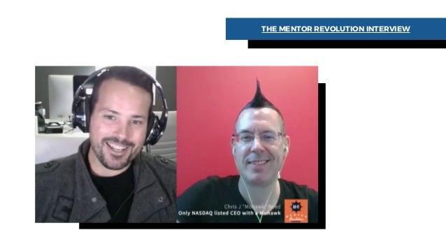 THE MENTOR REVOLUTION INTERVIEW