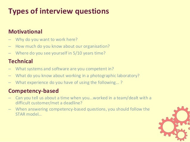 32 10 tips for a good interview