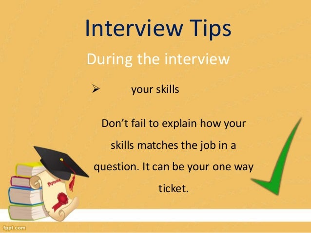 Interview Tips For Google Hangout