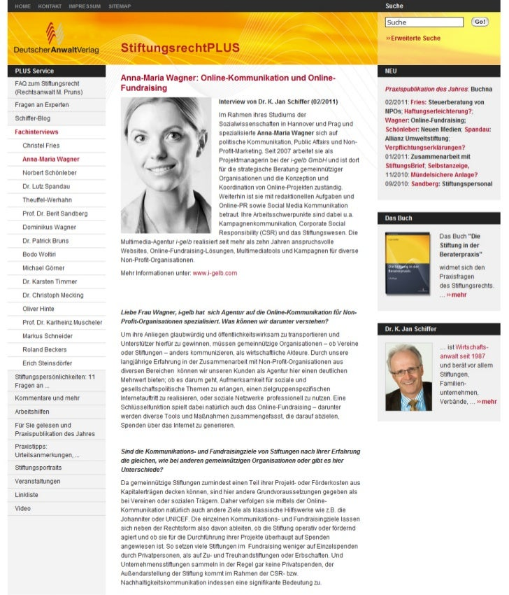 Interview wagner stiftungsrecht_plus_i-gelb