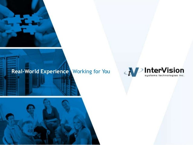 Real-World Experience Working for You