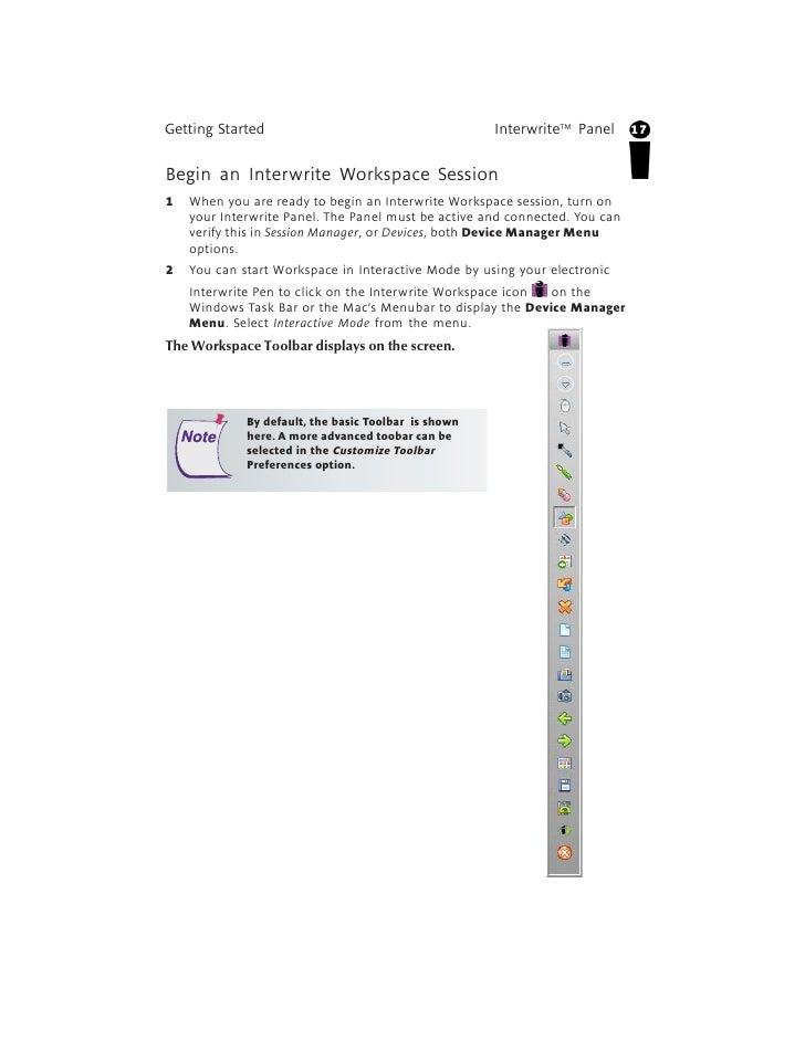 interwrite workspace version gratuite