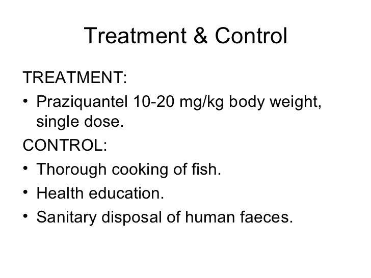 Intestinal trematodes