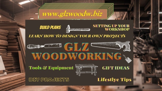 At GLZWoodworking we appreciate how much we all love our Sheds and that they come in all sorts of shapes, styles and sizes...