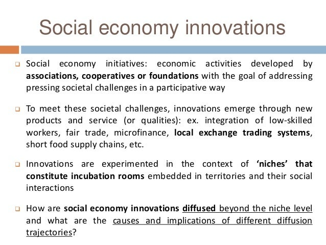 INTI2016 161124 DISEIN-FOOD – Diffusing Social Economy Innovations in the Sustainable Food Sector Slide 2
