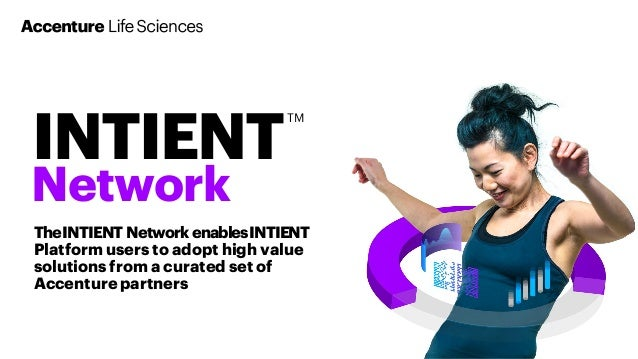 Network INTIENT TM TheINTIENT Network enablesINTIENT Platform users to adopt high value solutions from a curated set of Ac...