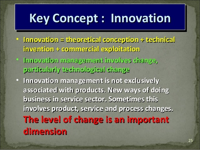 mg2129 managing change creativity In many ways innovation management means managing complexity (dal zotto and karnenberg, 2008 ) and organisational structure has been identified as a key success or failure factor in a firm's.