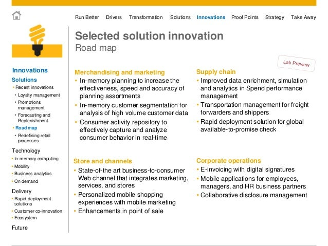 SAP AG in 2006: Driving Corporate Transformation HBS Case Analysis