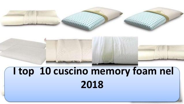 Come Lavare I Cuscini In Memory Foam.I Piu Votati 10 Cuscino Memory Foam Nel 2018