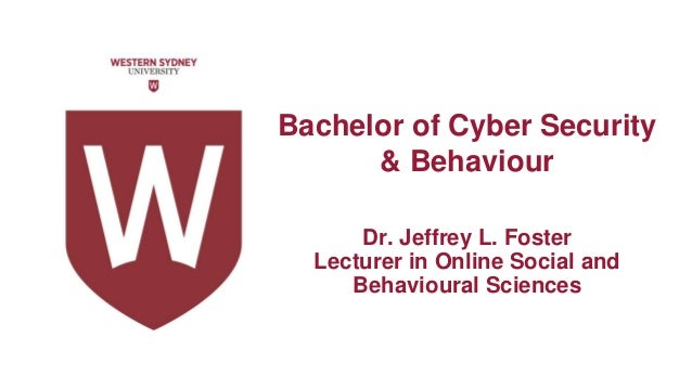 Cyber Security And Social Sciences Webinar