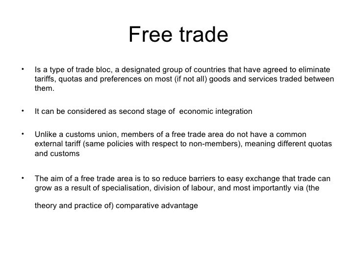 advantages and disadvantages of trade blocs Related discussions on the student room trade bloc » ukips keyboard warriors are scared-and for good reason » no uk trade benefit from eu membership .