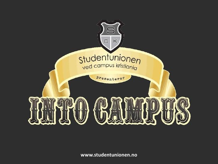 www.studentunionen.no