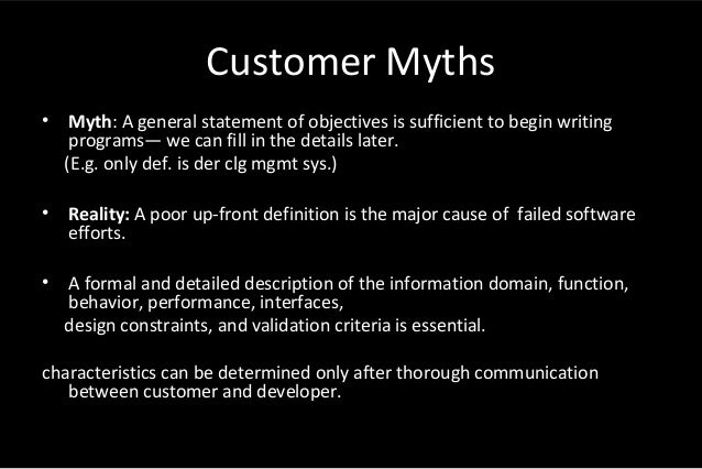 myths and realities communication managers can better moti Pdf | it managers commiserate over challenges of convincing senior executives  that, contrary to popular belief, outsourcing isn't always a money-saving option.