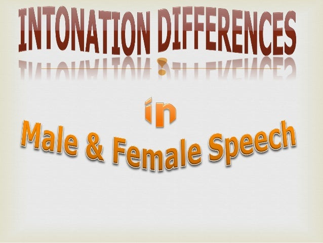 Abderrahman Sidi Hida    1. Grammatical function * Intonation is used to signal the syntactic or grammatical structure. E...