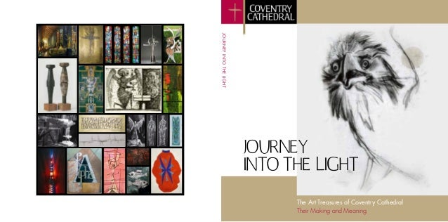 JOURNEY INTO THE LIGHTGeoffrey	  Clarke,	  monograph	  design	  study	  for	  Crown	  of	  Thorns	                        ...