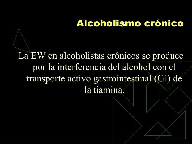 Como es pasada la codificación del alcoholismo del vídeo