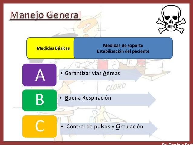 Intoxicaciones en pediatria Slide 3