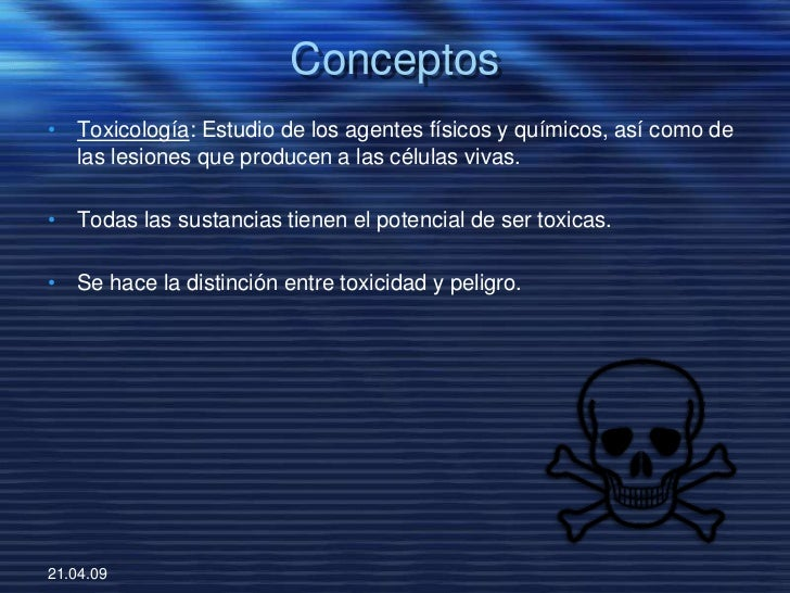 Intoxicación por Arsénico Slide 2