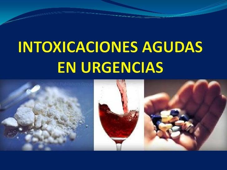 CONTENIDO  MANEJO GENERAL    SINDROMES EN  TOXICOLOGÍA   INTOXICACIONES MAS  FRECUENTES POR FÁRMACOS