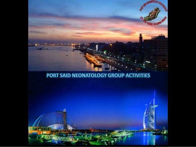 "Port said neonatologyInternational Neonatology Training Program"" INTP                      conferences               FIRST..."
