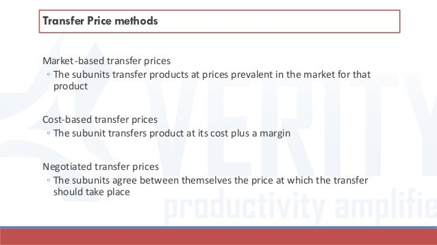 lambda company transfer pricing Transfer pricing refers to the terms and conditions surrounding transactions within a multi-national company it concerns the prices charged between associated.