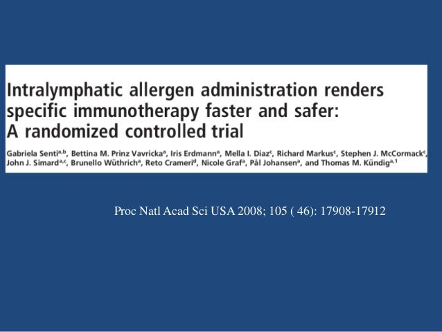 Methods Group SCIT - A total of 54 SC injections over 3 y ( cumulative doses of 4,031,540 SQ-U) - The allergen doses were ...