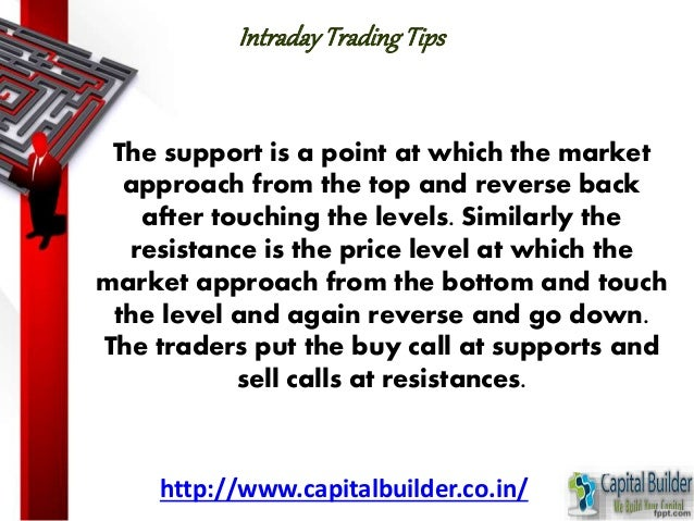 how to buy and sell shares in intraday