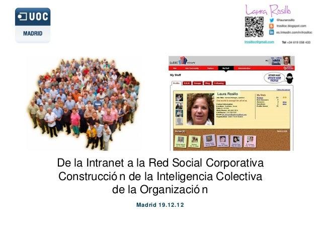 Laura                                                  Rosillo                                  Laura RosilloDe la Intrane...