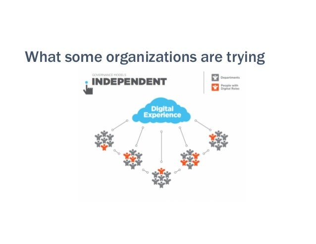 Intranet content governance