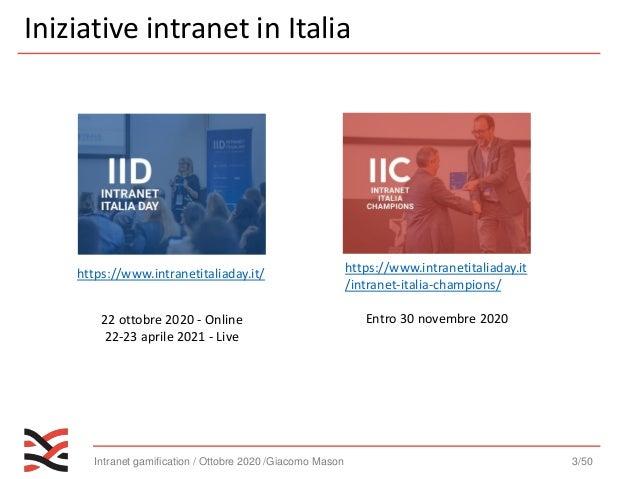 Intranet e gamification   webinar - [intranet management]   Slide 3