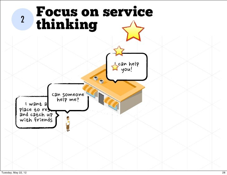 2                                                                      Focus on service                                   ...